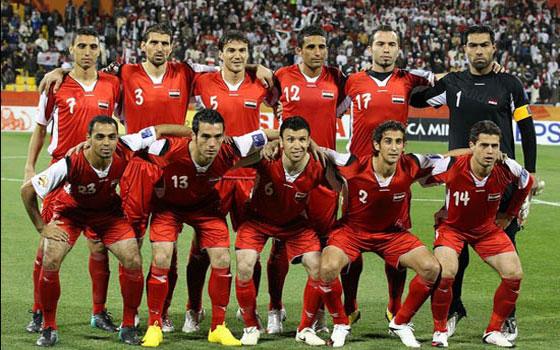 مصر اليوم - تأخر تأشيرات الدخول تلغي لقاء سورية مع كوريا الجنوبية لكرة القدم