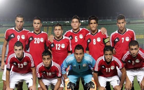 مصر اليوم - منتخب الشباب المصري يفوز على نظيره الجزائري بهدف ربيعة