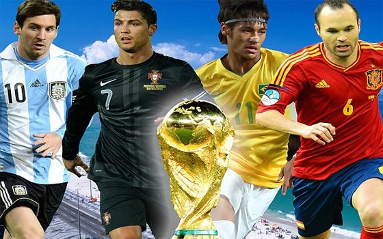 مصر اليوم - التصفيات المؤهلة لنهائيات كأس العالم في البرازيل 2014