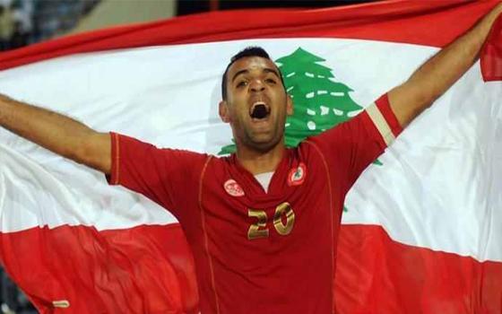 مصر اليوم - قائد منتخب لبنان رضا عنتر يُفاجئ الجميع ويعتزل عبر فيسبوك