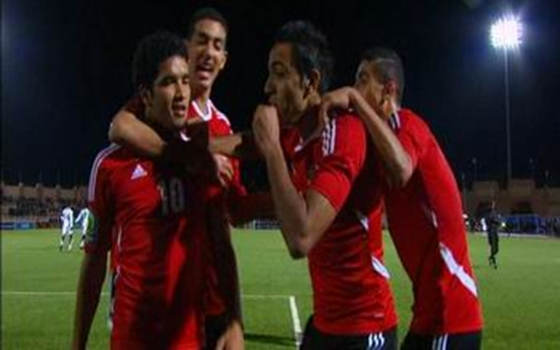 مصر اليوم - منتخب الشباب المصري يصطدم بالنجوم السوداء في نهائي أمم أفريقيا