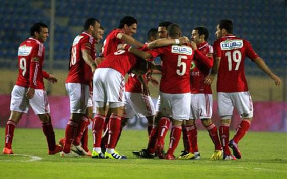 مصر اليوم - الأهلي يفوز بسهولة على الجونة بهدفي السيد حمدي ومتعب