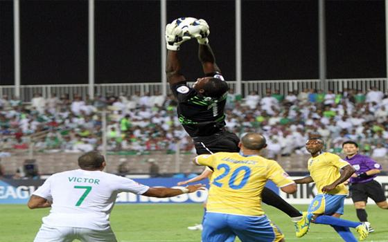 مصر اليوم - النصر الإماراتي يخسر من الغرافة القطري  بشكل دراماتيكي في دوري أبطال آسيا