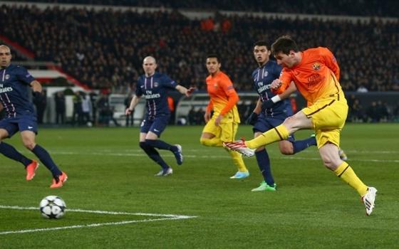 مصر اليوم - باريس سان جيرمان يسرق التعادل من برشلونة في الوقت القاتل