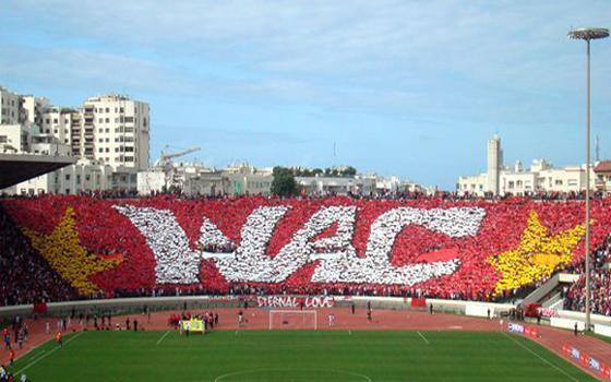 مصر اليوم - الوداد المغربي يصعد إلى دور الـ 16 من الكنفدرالية بتعادله في الطوغو
