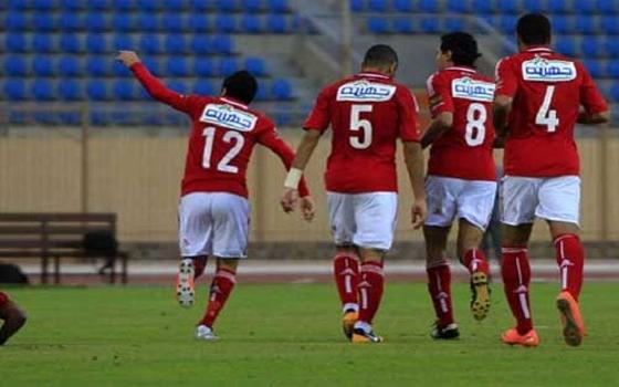 مصر اليوم - الأهلي يفوز على توسكر الكيني 2/ صفر على استاد برج العرب في الإسكندرية