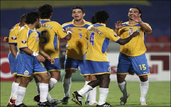 مصر اليوم - الغرافة ينهي مغامرة النصر بالفوز عليه 3/1 في دوري أبطال آسيا