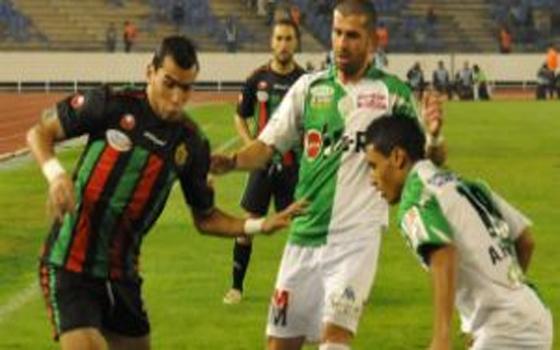 مصر اليوم - الرجاء المغربي يسعى للعودة إلى انتصاراته على حساب خريبكة في الدوري
