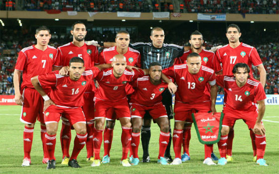 مصر اليوم - الرجاء يفوز على المغرب الفاسي ويبتعد بثماني نقاط عن الجيش الملكي