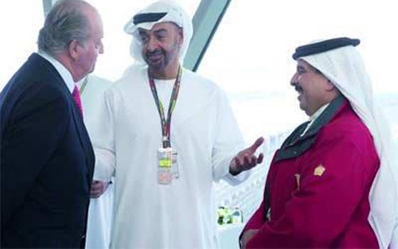 مصر اليوم - حمد بن عيسى يؤكد أن نجاح سباق الفورمولا 1 يعكس الصورة المشرفة للبحرين