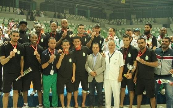 مصر اليوم - الصفاقسي التونسي يتوج بالبطولة الأفريقية للكرة الطائرة