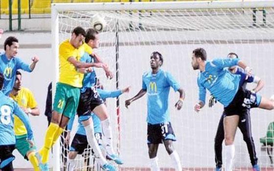 مصر اليوم - الجونة يخطف غزل المحلة بهدفي عرفة السيد في مباراة مثيرة