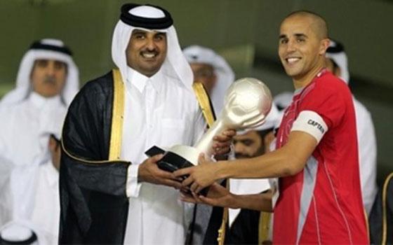 مصر اليوم - لخويا يخطف كأس ولي عهد قطر من السد