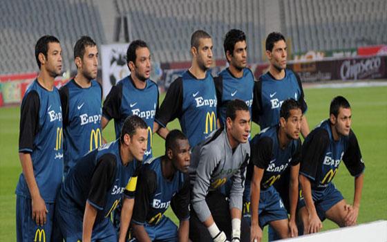 مصر اليوم - إنبي يفوز على سوبر سبورت الجنوب أفريقي 3/1