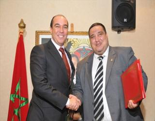 مصر اليوم - المغربي فؤاد مسكوت رئيسًا خلفًا لـ زهير العبدي