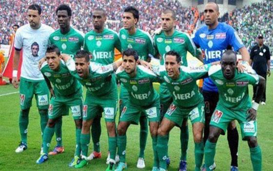 مصر اليوم - الرجاء البيضاوي يهزم شباب الحسيمة ويرفع رصيده إلى 59 نقطة