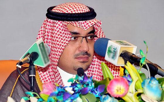 مصر اليوم - نواف بن فيصل ينفي الدفع بمرشح سعودي في الانتخابات الاَسيوية 2015