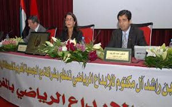مصر اليوم - تنظيم الدورة الثانية لجائزة محمد بن راشد آل مكتوم للإبداع الرياضي