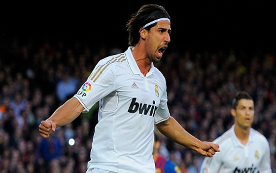 مصر اليوم - سامي خضيرة لاعب ريال مدريد يتوج سفير محترفي ألمانيا في الخارج