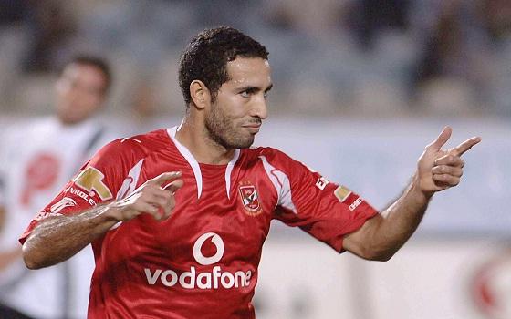 مصر اليوم - أبو تريكة أفضل لاعب عربي والإماراتي عموري أفضل واعد
