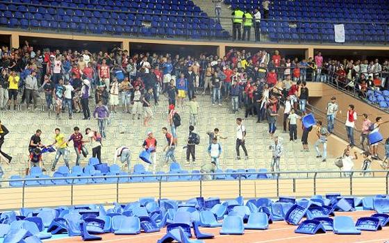 مصر اليوم - الأطفال زعماء الشغب في ملاعب المغرب ومباراة كرة القدم لم تعد متعة