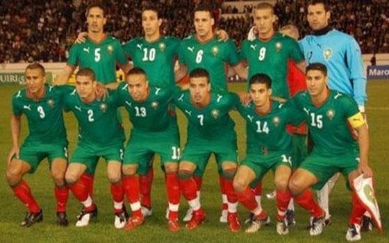 مصر اليوم - الطاوسي يستدعي 26 لاعبًا لتشكيلة المغرب وبنعطية أبرز الغائبين