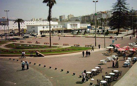 مصر اليوم - طنجة تحتضن الدورة الأولى لبطولة الباركور الحر