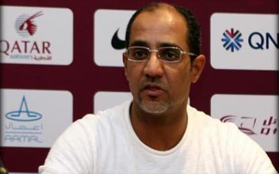 مصر اليوم - فهد ثاني يعد بتحقيق الفوز على المنتخب الإيراني في الدوحة
