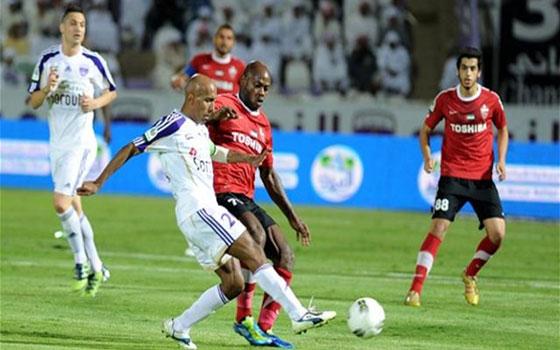 مصر اليوم - العين والأهلي يسطران تاريخ الكرة الإماراتية بشكل رائع