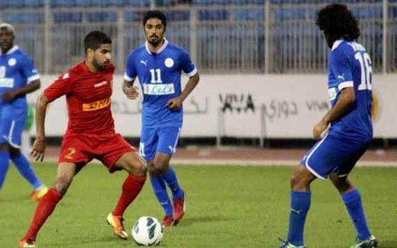مصر اليوم - صراع رباعي على لقب الدوري البحريني لكرة القدم