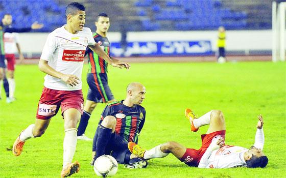 مصر اليوم - الرباطي يواجه الملكي الأحد في مباراة الإياب على ملعب مولاي عبد الله