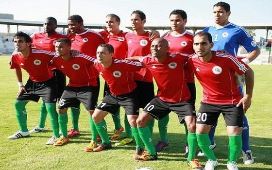 مصر اليوم - المنتخب الليبي يسقط في فخ التعادل السلبي أمام نظيره الكونغولي