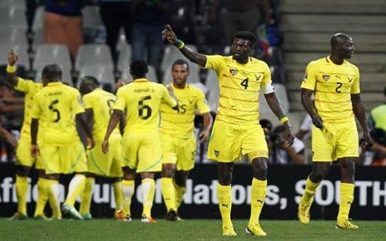 مصر اليوم - المنتخب التوغولي يُهدي الصدارة لليبيا بعد فوزه على الكاميرون