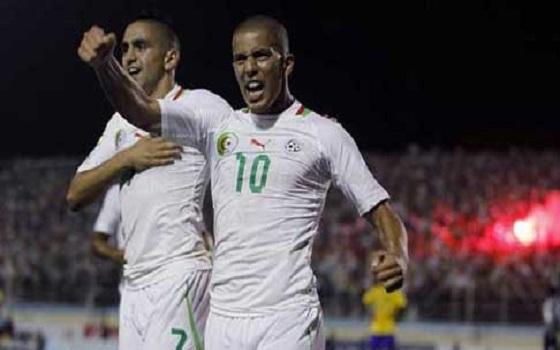 مصر اليوم - فوز كبير للخضر بثلاثية مقابل هدف أمام البنين في تصفيات مونديال البرازيل