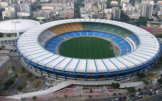 مصر اليوم - بلاتر يشعر بالارتياح والبرازيل ترفض الانتقادات وتؤكد قمة الجهوزية لاستضافة الحدث