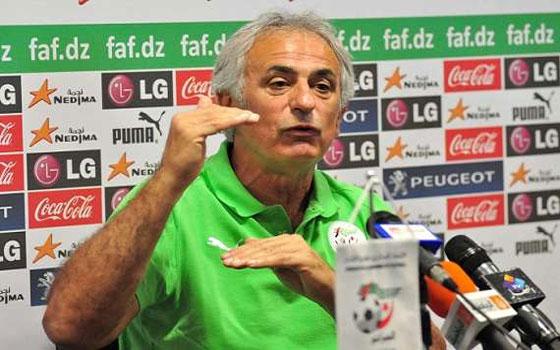 مصر اليوم - خليلوزيتش يعتبر تدريبه لـالخضر المهمة الأصعب خلال مشواره كمدرب