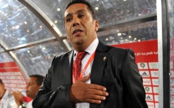 مصر اليوم - لائحة الطاوسي تنفي أخبار اعتزال لمياغري والدخول في التدريبات السبت