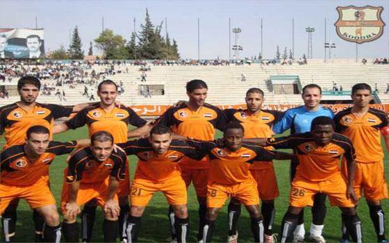 مصر اليوم - الوحدة والمحافظة الدمشقيان يتأهلان إلى الدور الثاني