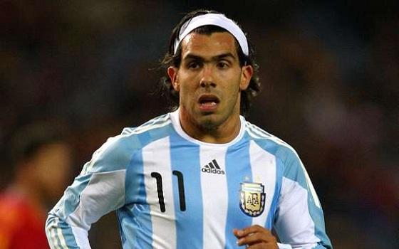 مصر اليوم - الأرجنتيني كارلوس تيفيز يعترف رسميًا رقم 10 مسوؤلية كبيرة