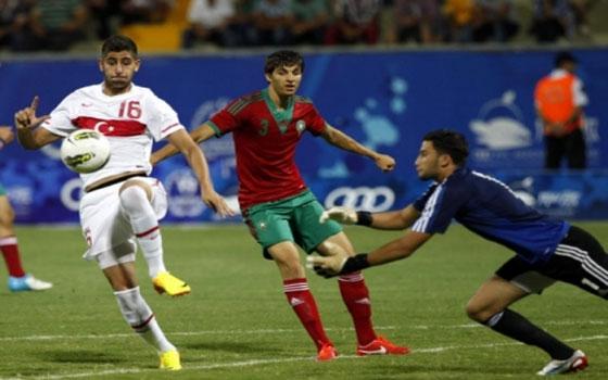 مصر اليوم - المغرب يواجه تركيا في النهائي للتتويج بالميدالية الذهبية للمرة الثانية
