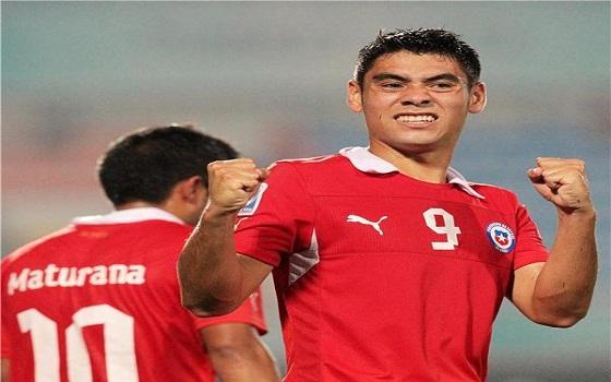 مصر اليوم - العراقي سيف سلمان يصعد بأسود الرافدين للصدارة على حساب شيلي
