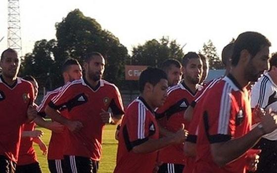 مصر اليوم - المغربي لكرة القدم يلتقي نظيره التونسي في ذهاب تصفيات أمم أفريقيا الأربعاء