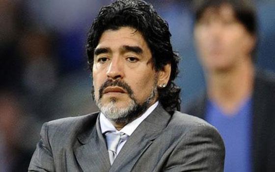 مصر اليوم - دييغو مارادونا سفيرًا شرفيًا للرياضة في إمارة دبي