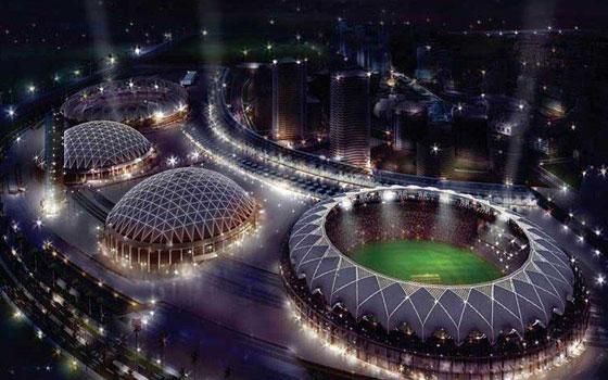 مصر اليوم - الجوهرة المشعة إنجاز سعودي جديد يتكلف 650 مليون دولار