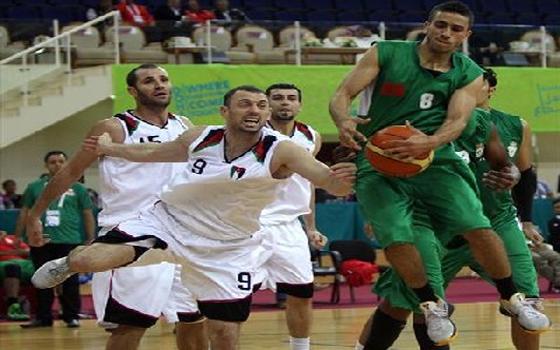 مصر اليوم - المنتخب المغربي للسلة مهدد بالإيقاف 4سنوات وغرامة 1000 دولار