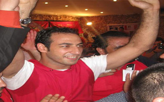 مصر اليوم - سموحة يقرر الاستغناء عن الحارس الفلسطيني رمزي صالح