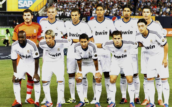 مصر اليوم - فوربس تضع ريال مدريد على رأس قائمة الأندية الأكثر قيمة في العالم