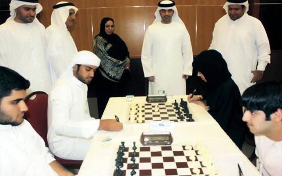 مصر اليوم - انطلاق بطولة الشارقة للشطرنج في الإمارات الثلاثاء