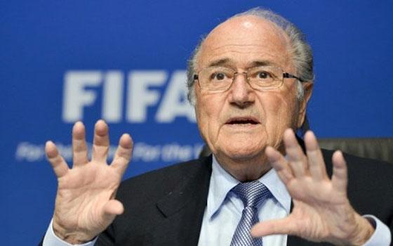 مصر اليوم - بلاتر يبذل جهودًا حثيثة لتسهيل إقامة مونديال قطر 2022 في الشتاء