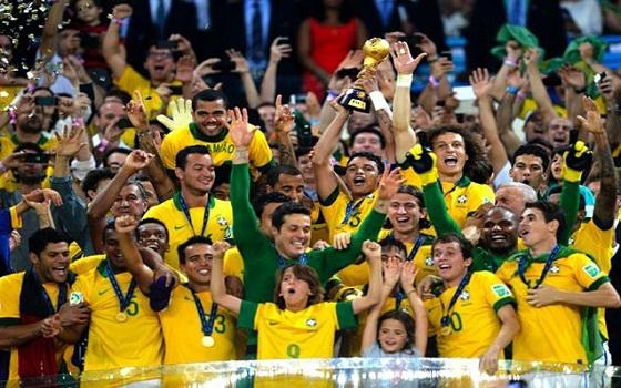 مصر اليوم - باريرا يؤكد أن البرازيل ليست أفضل من المنتخبين الإسباني والألماني